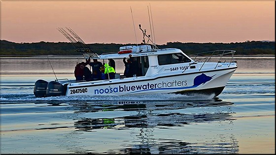 Noosa Bluewater Charters
